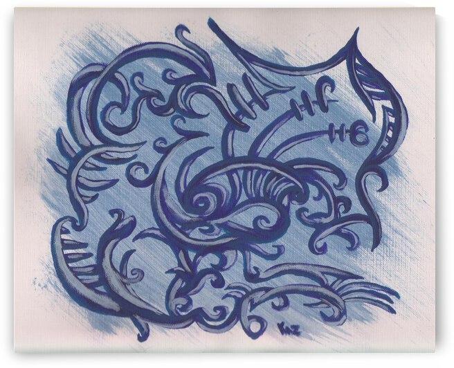Blue Inferno by RemorKaz