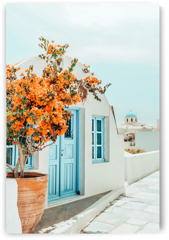 Greece Airbnb Greece Photography Travel Digital Art Scenic Landscape Architecture White Building by 83 Oranges