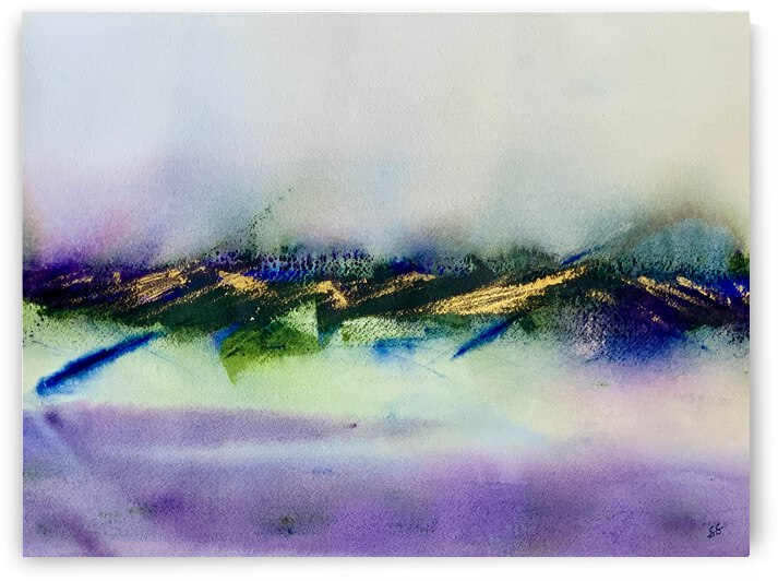 Mountains by Susi Schuele