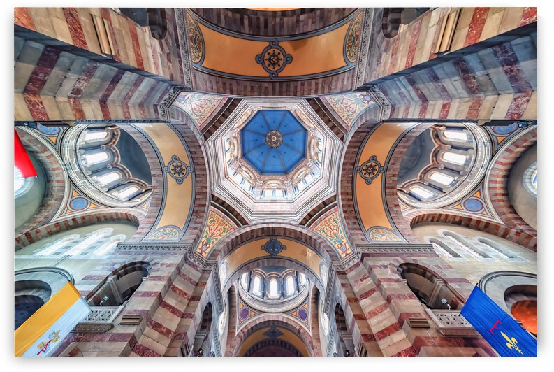 Marseille Cathedral by Manjik Pictures