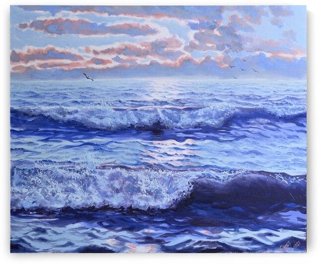 Seascape 10 by Garry
