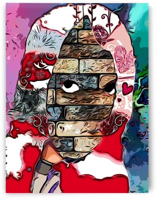 Silence Woman by Kiva Ayo