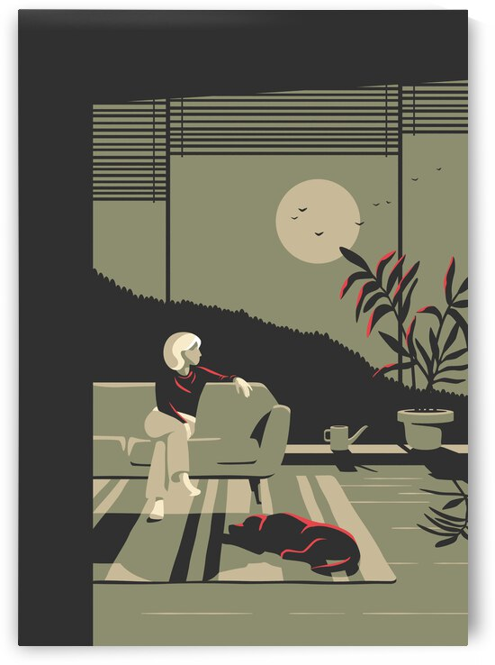 The silence by Rene Hamann