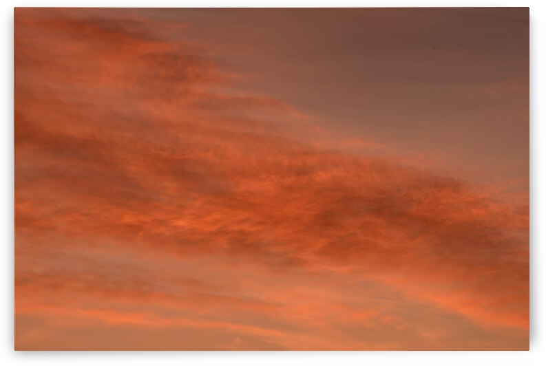 Idyllic Soft Sunrise With Clouds  by PieLar Inspirations