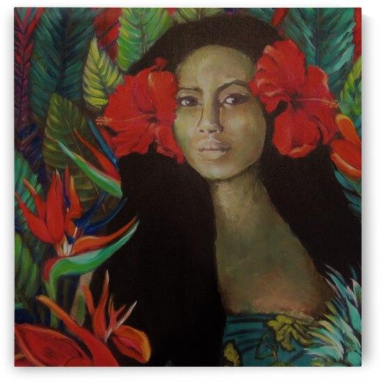 Ka la hiki ola Aloha   by Cheryl Ehlers