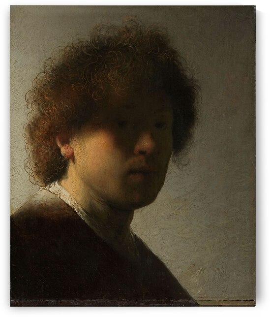 Self portrait by Tony Tudor