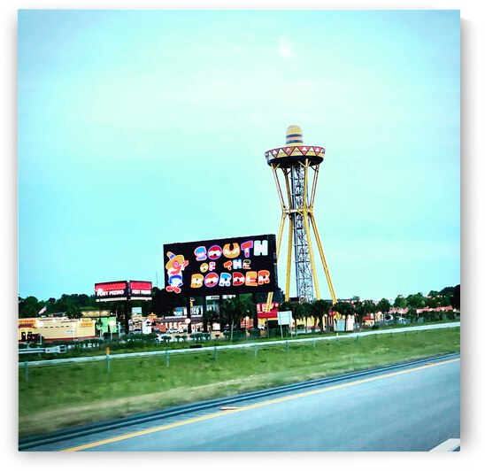 South of the Border SC by Susan Lucas