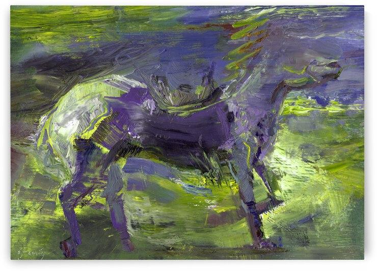 Ghost Rider-  Sage by Daryl Urig