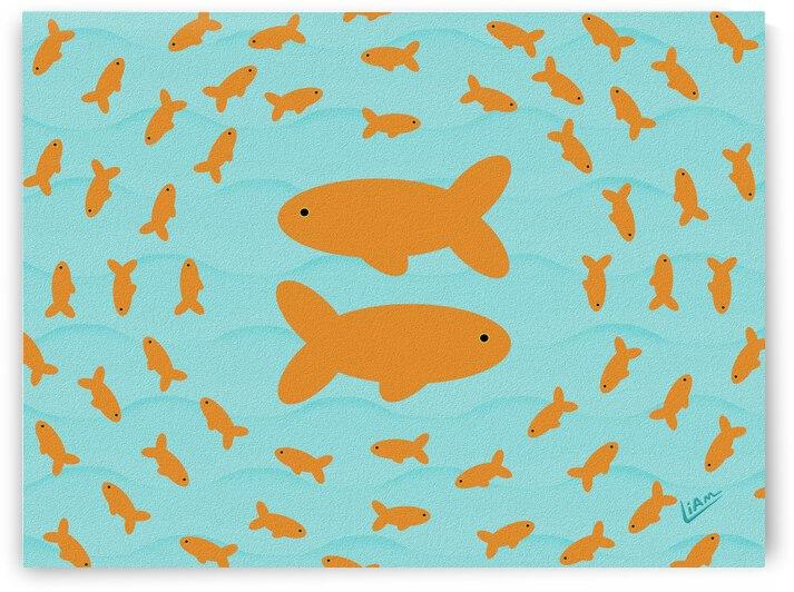 Pisces by Liam David
