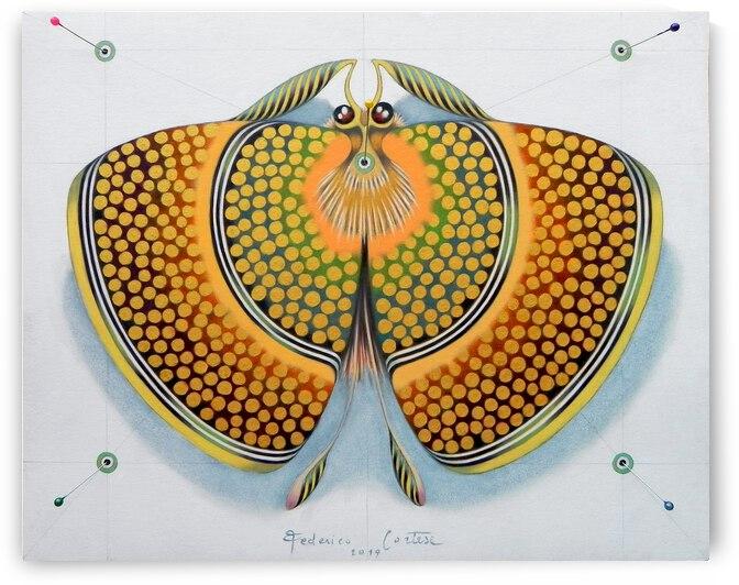 Golden II by federicocortese