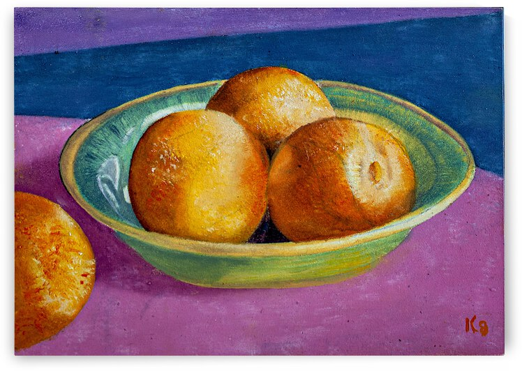 STILL LIFE 21 by Keith Gustin