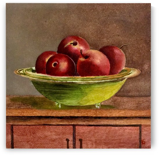 STILL LIFE 26 by Keith Gustin