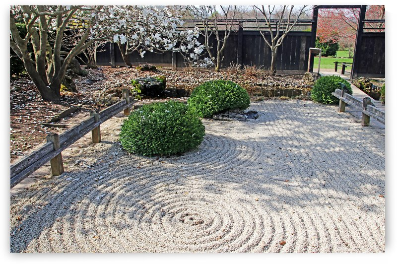 Zen Garden by Deb Oppermann