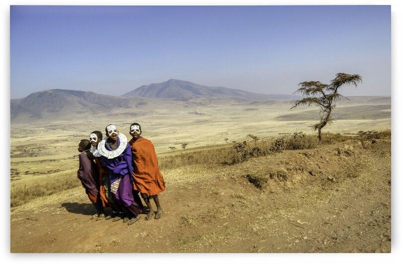 Coming of Age Tanzania by David M Loss