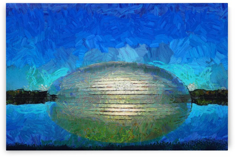BEIJING 1 giant egg  195  GoghHD p. 195 by ArtEastWest