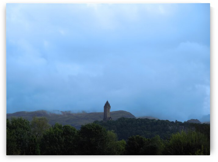 Monument to William Wallace   Scotland by 1North