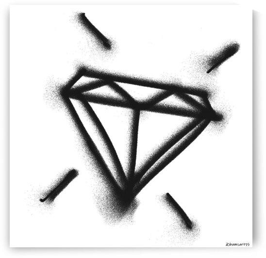 Diamond by Bam Wilcox