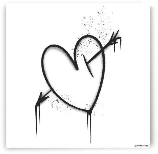 Heart by Bam Wilcox