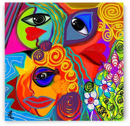 Picassa  by Illustrations Melart