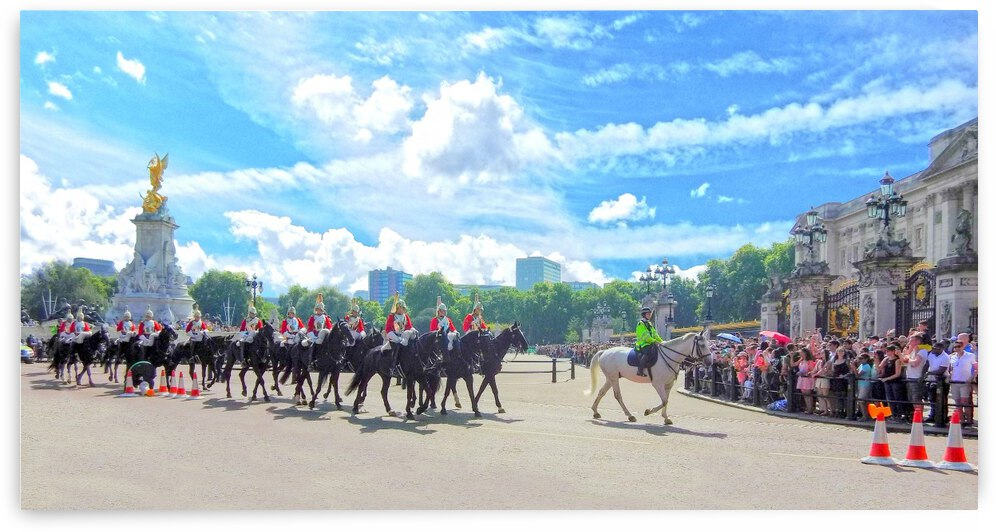 Changing of the Guard London United Kingdom by 360 Studios