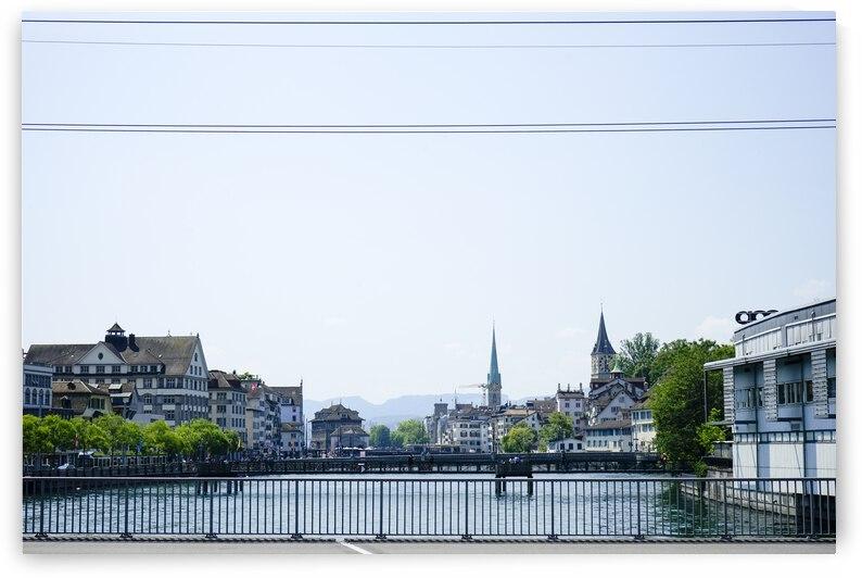 Snapshot in Time Zurich in Summer 6 of 6 by 24