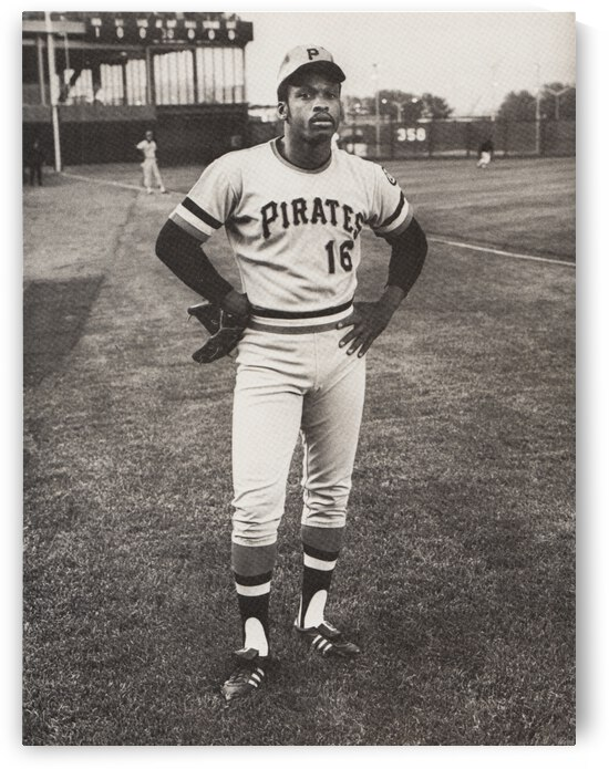1974 Al Oliver Pittsburgh Pirates Star by Row One Brand