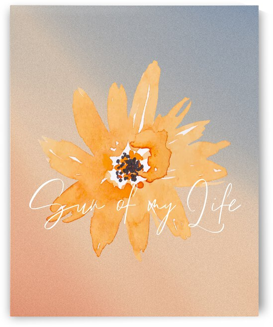 sun of my life by Living Art