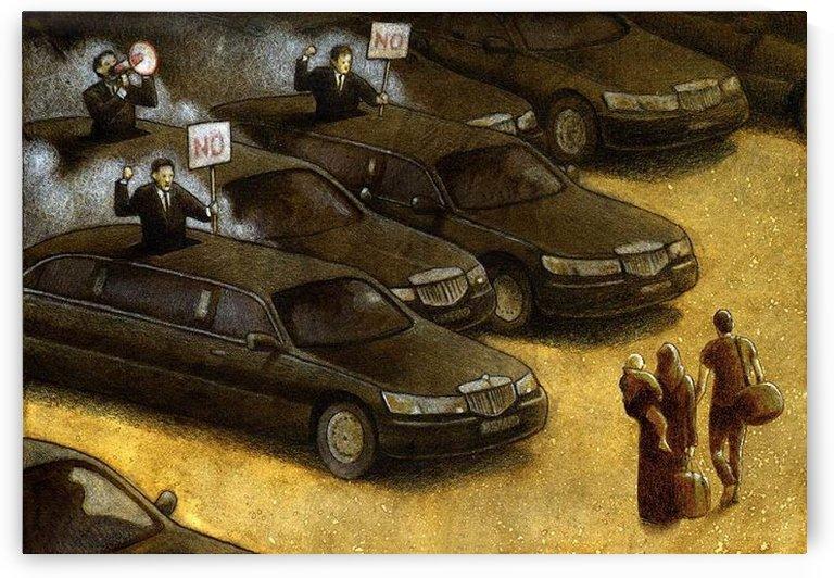 unrest by Pawel Kuczynski