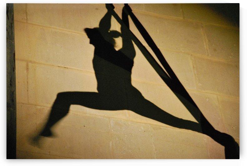 Moving shadow by Adrian Ulmeanu