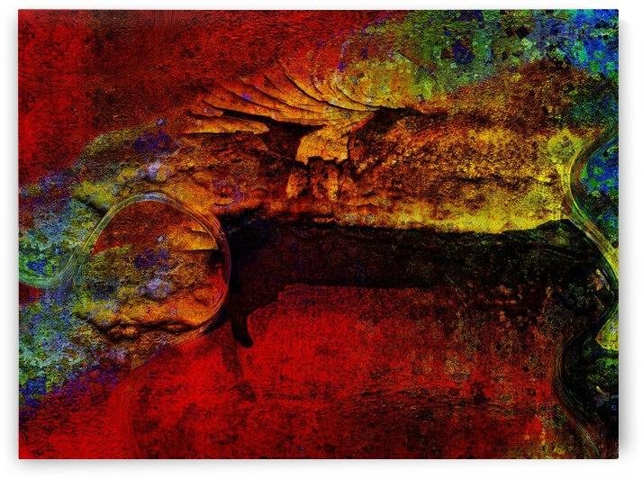 Textura Kolo  3  by Jean-Francois Dupuis