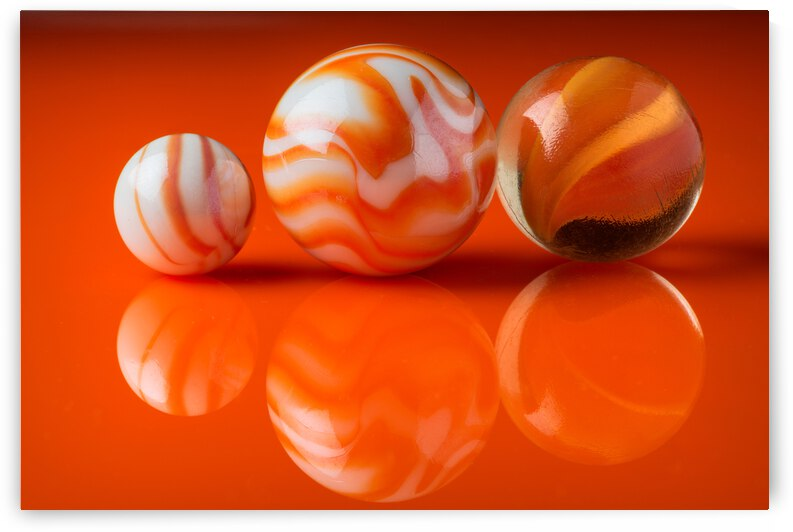 Marbles by Philippe Monthoux