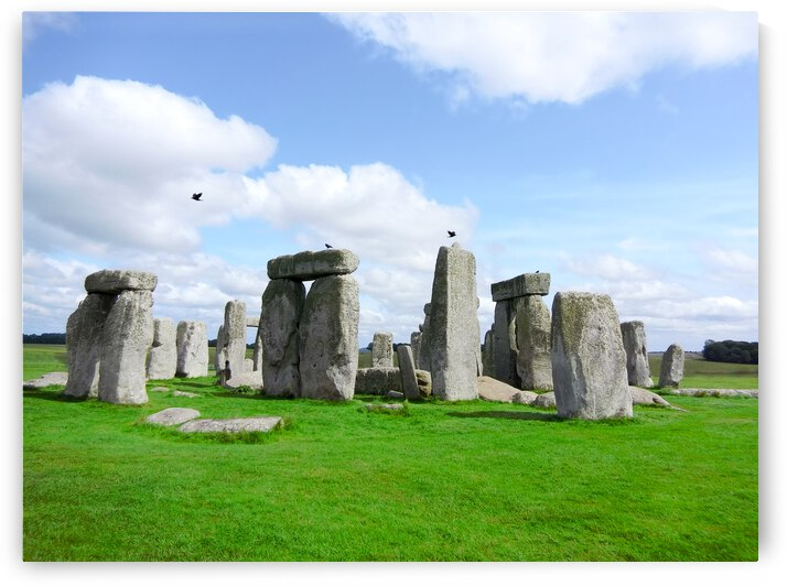 Mythic Stonehenge in the Dawning Day by 1North