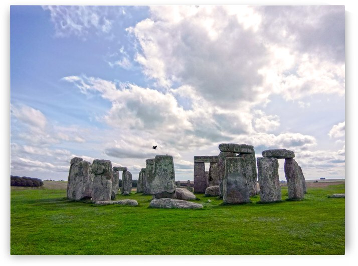 Foretelling at Stonehenge - England by 24