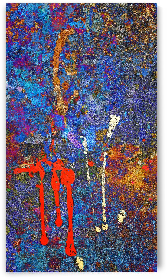 Abstract on Cement by Lawrence Costales