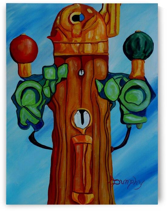 Binnacle by Anthony J Dunphy