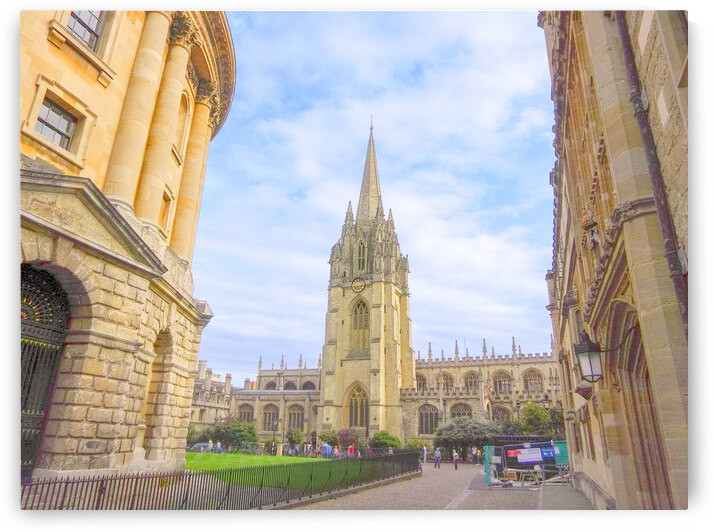 Snapshot in Time Presents a Visit to Oxford 3 of 8 by 24