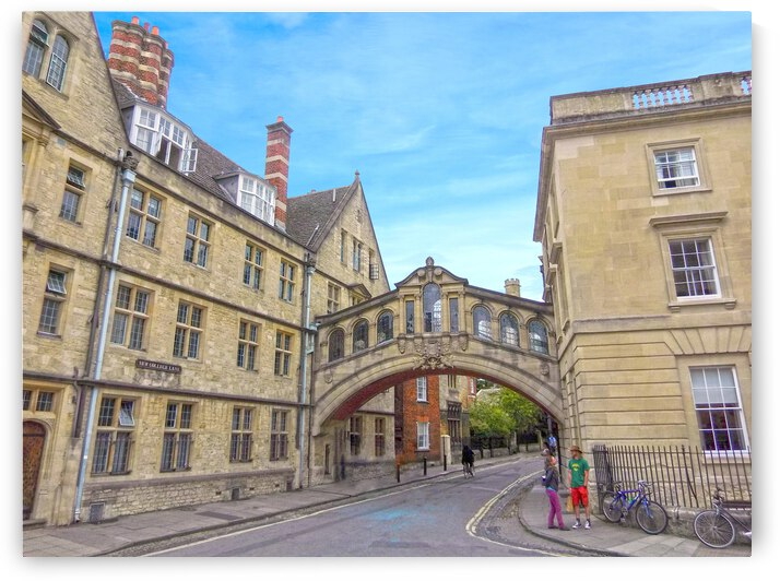 Snapshot in Time Presents a Visit to Oxford 5 of 8 by 24
