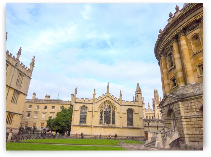 Snapshot in Time Presents a Visit to Oxford 2 of 8 by 24
