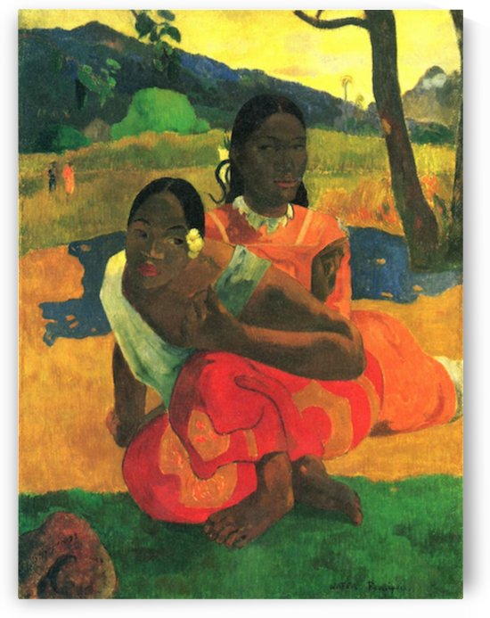 When You Hear by Gauguin by Gauguin