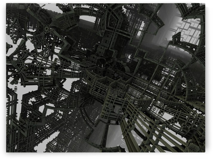 Golemka  4  by Jean-Francois Dupuis
