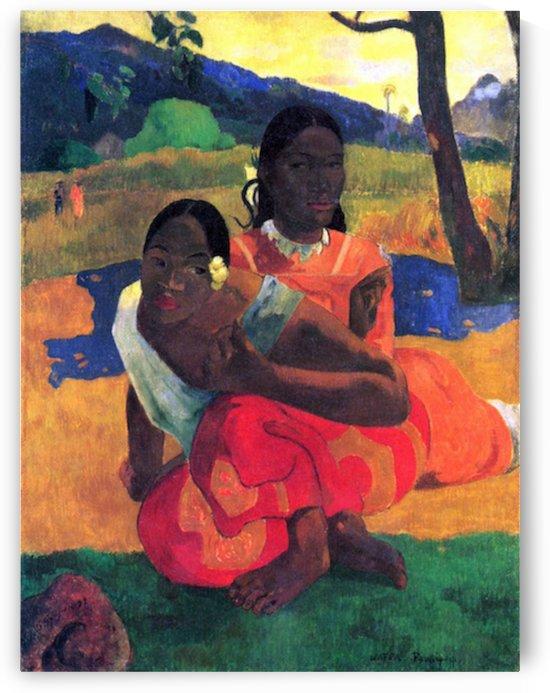 When You Hear by Gauguin by Gauguin