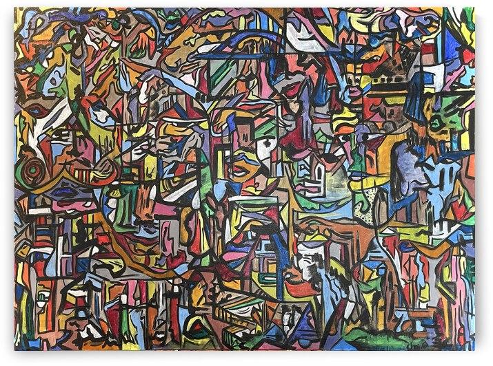 Dissociation by Chai O Art
