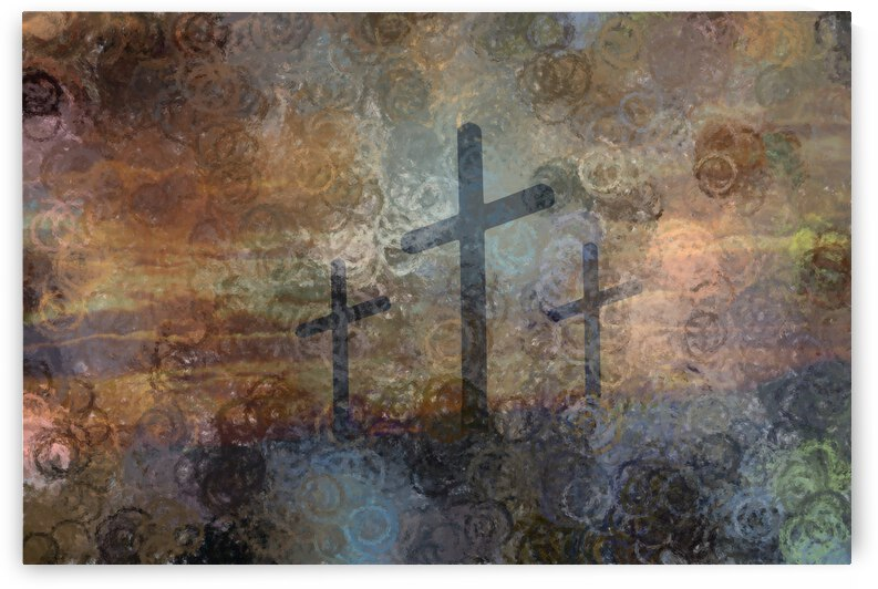 Three Crosses by PitoFotos
