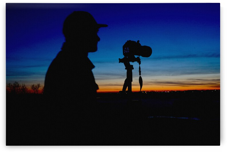 Photographer in the Wild by J Gilbert Photography