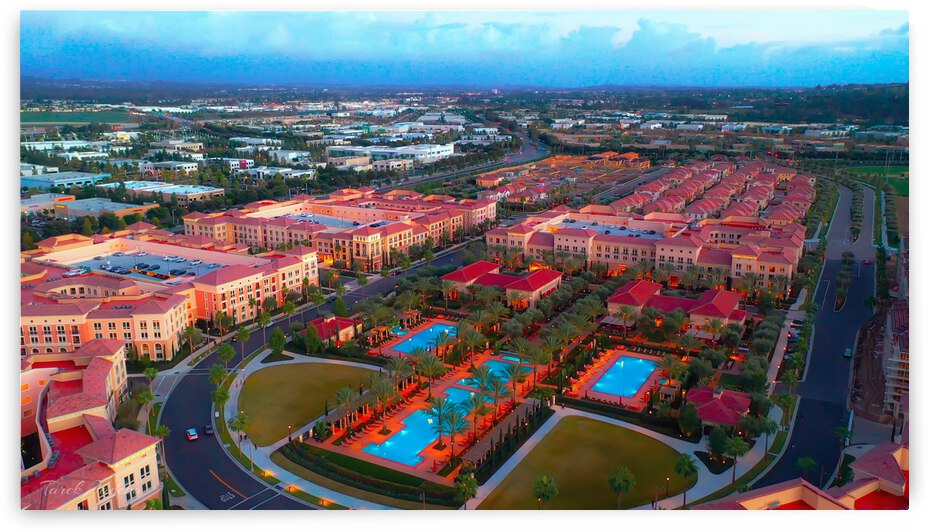 City of Irvine  by EYES IN THE SKY
