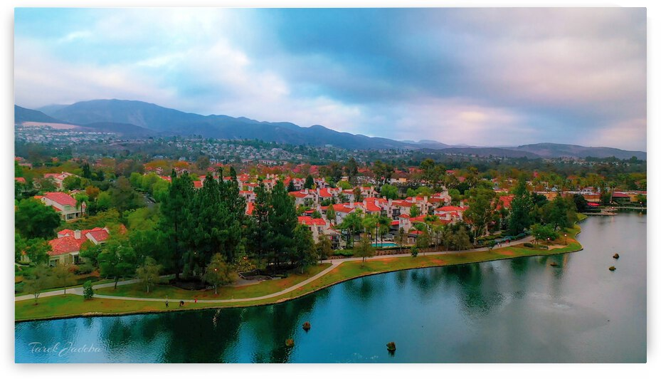 Irvine South Lake by EYES IN THE SKY