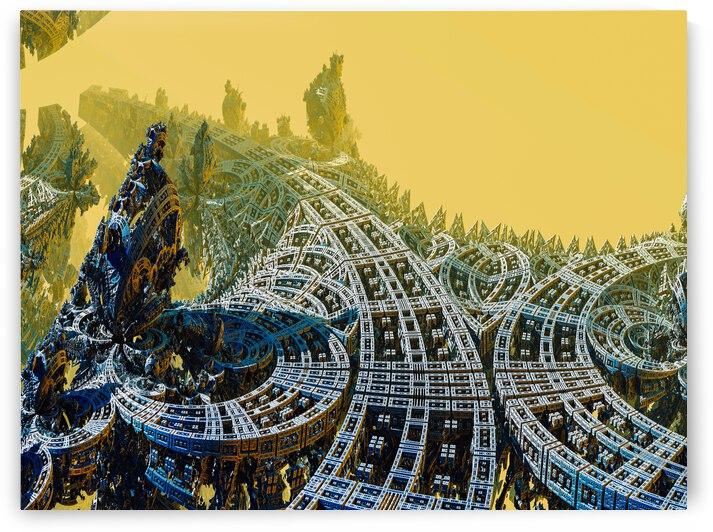 Zrmati  12  by Jean-Francois Dupuis