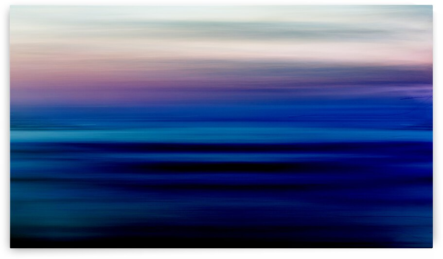 Abstract tranquilome seascape  by ParaKrytous