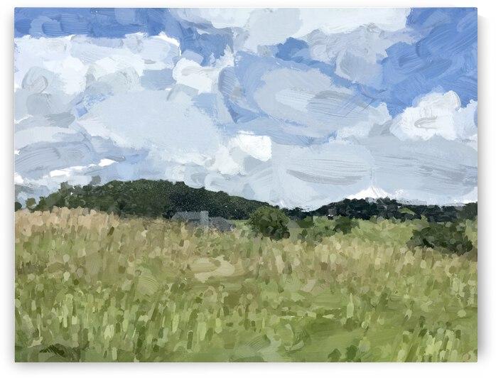 Clouds Over Parkton by Sarah Butcher