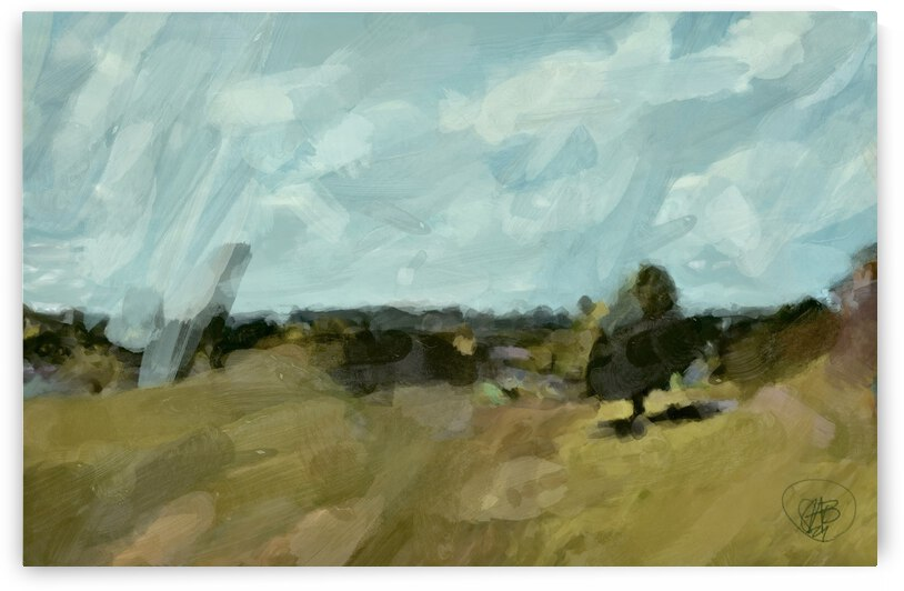 Brooklandville Field by Sarah Butcher